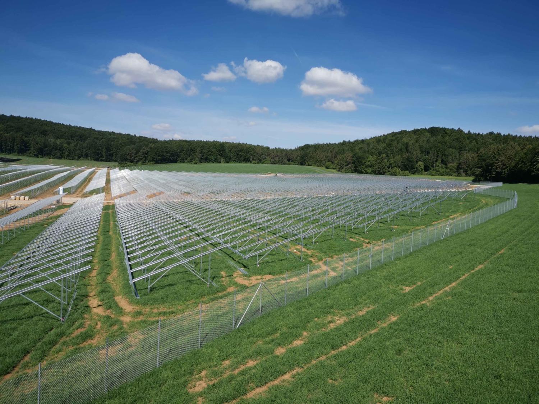 Photovoltaik Anlage Obersdorf