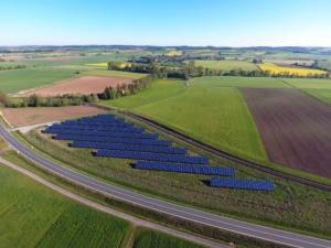 Photovoltaikanlage Bad Rodach, Bayern