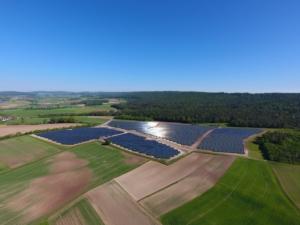 Photovoltaikanlage Ebern-Fischbach, Bayern