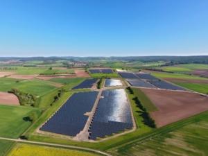 Photovoltaikanlage Herbelsdorf, Bayern