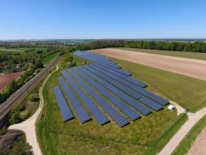Photovoltaikanlage Unterstrahlbach